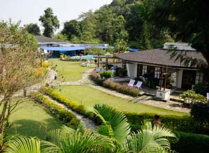 Fishtail Lodge, Pokhara