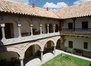 La Casona hotel in Cusco