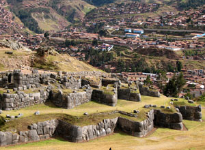 Sacsayhuaman and Cusco