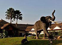 Mweya Safari Lodge