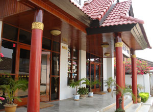 Princess Hotel in Kyaing Tong