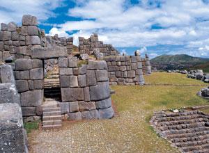 Visit Sacsayhuaman near Cusco