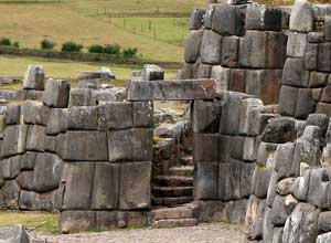 Sacsayhuaman near Cusco