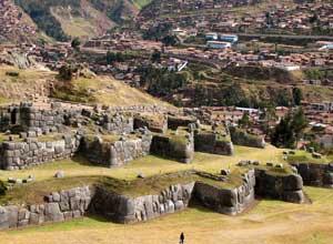 Sacsayhuaman near Cusco