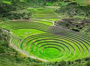 Moray, Sacred Valley Peru