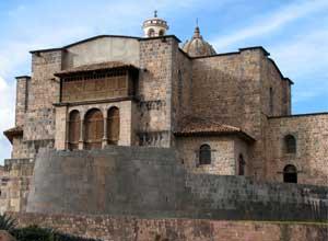 Koricancha in Cusco