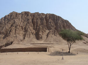 Huaca Rajada