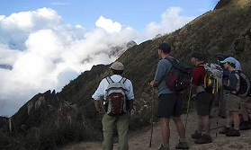 Active Peru hiking