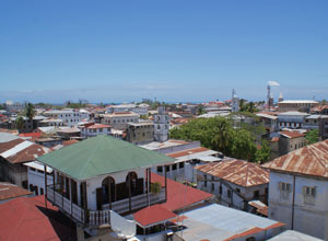 Stone Town rooftops